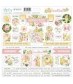 Mintay by Karola Vacation chipboard stickers 12x12