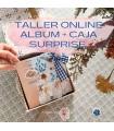 **Formación Surprise Jasmine: mini-álbum + caja romántica coordinada, elegancia máxima