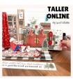 Taller online escenario con chimenea y álbum desde cero My Sweet Valentine