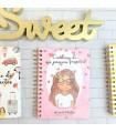 My sweet valentine Cuaderno firmas y mensajes mis personas favoritas