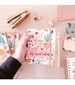 My sweet valentine kit papeleria con agenda semanal A6 (BOLSO) 2021