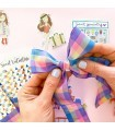 Piccolina Brava Culo Inquieto cinta vichy multicolor pantones culo inquieto My Sweet Valentine
