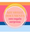"Piccolina Brava Culo Inquieto Kit ""Sweet documenta"""