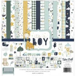 Baby boy Echo Park Paper