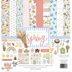 Welcome Spring Echo Park Paper